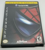 Spider-Man (Nintendo GameCube, 2002) Free Shipping - $12.86
