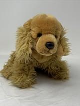 "Toys R Us Plush Cocker Spaniel Puppy Dog 2012 Brown Soft Stuffed Animal 11"" - $13.99"