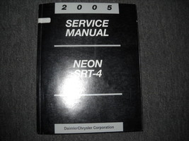 2005 Dodge Neon SRT-4 Shop Service Repair Manual OEM FACTORY DEALERSHIP ... - $197.95