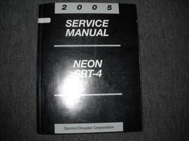 2005 Dodge Neon SRT-4 Shop Service Repair Manual Oem Factory Dealership Mopar - $197.95