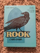 2001 Hasbro Sealed Deck Of Rook Cards In Box - $19.99
