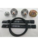 "42"" Deck Kit Fits John Deere Belt Blades Spindles L100 L108 L110 L111 L1... - $99.95"
