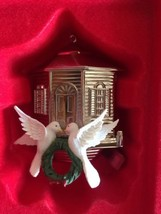 Christmas Ornament Lenox Silverplated, Dove From Our Home to Yours Colle... - $9.85