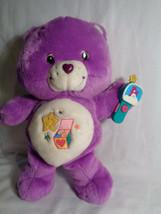 "2005 Care Bears Surprice Hide & Seek Plush Bear 13"" - Not Working - $10.76"