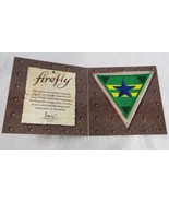 Lootcrate Exclusive Firefly Independents Patch 2016 - $9.89