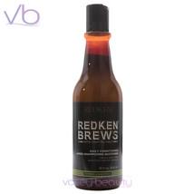 REDKEN (Brews, For Men, Daily Conditioner, Malt Enriched) - $14.50