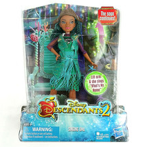 Disney Descendants 2 SINGING Uma Doll Figure Batteries Included Hasbro - $24.74