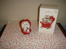 Hallmark 2010 Sleigh Ride Ornament - $10.99