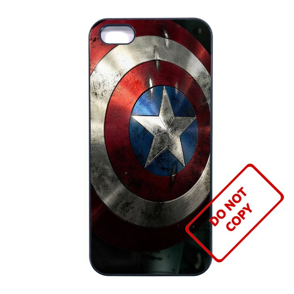 avengers captain america Iphone 7 case Customized Premium plastic phone case,