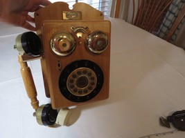 Spirit of St. Louis Austin vintage retro reproduction wall phone New Yor... - $49.00