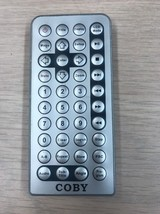 Coby JX-2001B DVD Remote Control Tested And Cleaned                         (G7)