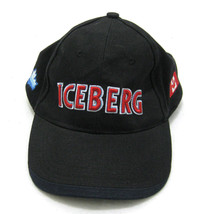 ICEBERG VODKA Black Baseball Cap Hat Canadian Distillery (Mens, Women's)... - $9.95