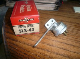 SLS-43 Standard Stop Lite Switch 1955 - 63 Chevy & GMC Truck 1997921 - $14.49