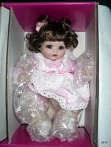 "Marie Osmond  Doll ""Jessica"" Tiny Tot + Necklace  2001 New #7778 COA - $20.00"