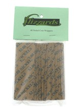 Nickel Flat Coin Wrappers, 40 pack - $3.99