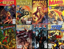 Marvel Comics 70th Anniversary Comic Book Lot (2009) Marvel Comics - 8 Comics - $26.86