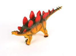 ETS Toys Large Toy Stegosaurus Dinosaurs Miniature Figure Figurine Toy 20""