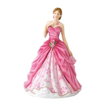 Royal Doulton Pretty Ladies GRACE HN 5830 Petite FOY 2017 New Box scuffed - $91.72