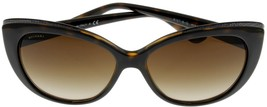 New Bvlgari Sunglasses Women Butterfly Brown BV8157BQ 977/13 Fashion - $296.01