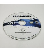 Disney Epic Mickey (Nintendo Wii, 2010) Disc Only Working Tested - $5.45