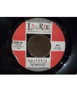 "THE MYSTICS ""HUSHABYE"" 45rpm LAURIE LABEL RECORD - $4.00"