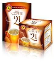 1 Box Naturegift Instant Coffee 21 Plus L-carnitine Diet Slimming Weight... - $9.39