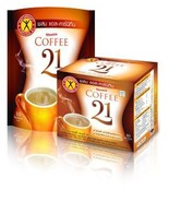 1 Box Naturegift Instant Coffee 21 Plus L-carnitine Diet Slimming Weight... - $8.90