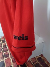 WEIS Grocery Food Store Uniform Men's Shirt Size Medium M PA Retail Cos... - $19.34