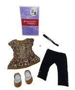 """American Girl Truly Me Golden Sparkle Outfit for 18"""" Dolls (Doll Not Inc... - $23.52"""