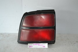 1988-1989-1990 Chevrolet Cavalier 2 Dr Left Driver Genuine OEM tail ligh... - $19.79