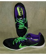 Nike 806556 Zoom Rival D9 Distance Running Shoes Spikes Track Men 13 Wom... - $28.04