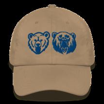 2 Bears Hat / Bears Hat / Dad hat image 3