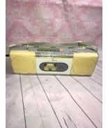 Stereo Cassette Recorder Vintage GPX RARE Model C888 boom box - $84.14