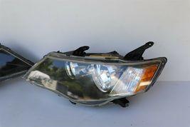 07-09 Mitsubishi Outlander HID Xenon Headlights Set L&R - POLISHED image 3