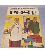 Saturday Evening Post March 3 1962 Dick Sargent... - $7.95