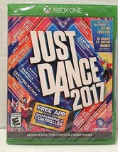 Just Dance 2017 (XBOX ONE) NEW Sealed Free Shipping - $32.95