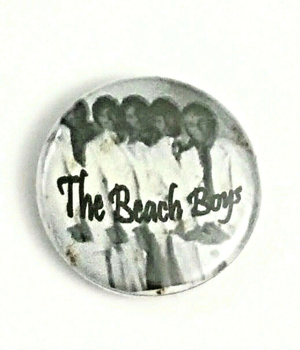 "Primary image for The Beach Boys Collectible Button Pin Retro 1"" Round Metal Pin"