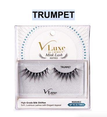 29e31760fe0 I Envy Kiss Eyelashes V-LUXE Silk Chiffon and 50 similar items. 1