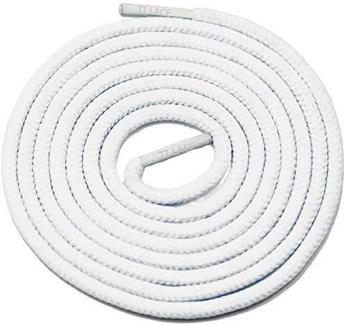 "Primary image for 54"" White 3/16 Round Thick Shoelace For All Working Boots"