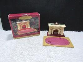 1993 Flickering Light Fireplace, Hallmark Keepsake Christmas Tree Ornament - $7.95
