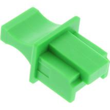InLine® Staubschutz, für RJ45 Buchse, Farbe: grün, 100er Pack - $35.93