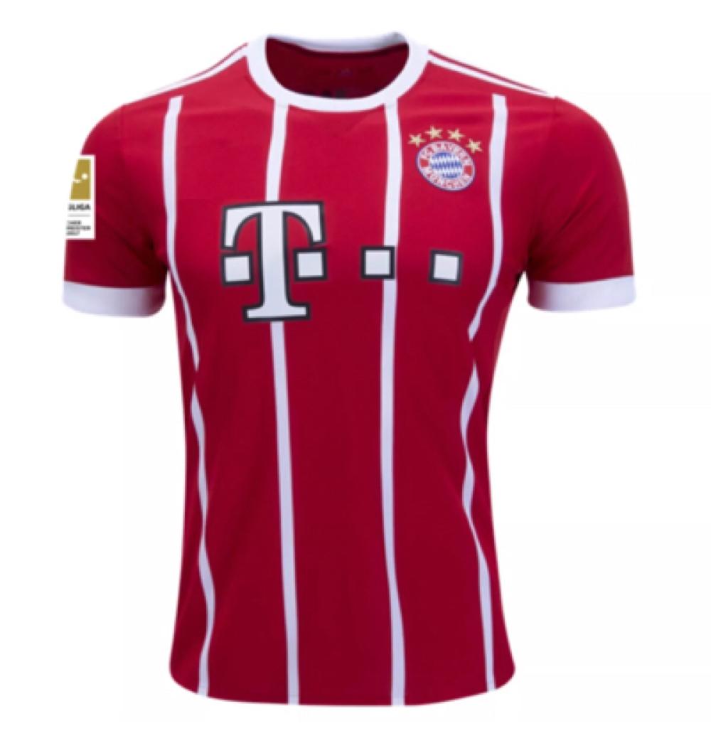 2017-18 Bayern Munich Adidas Joshua Kimmich and 50 similar items 923c1709e