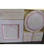 Baby Girl Pink First Keepsakes Box New Baby Shower Present First tooth H... - $18.69