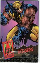 X-Men Wolverine Fleer 95 Ultra 1995 Fox #91 Ungraded Trading Card - $7.84