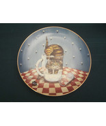 CURIOSITY Collector Plate GARY PATTERSON Comical Cats - $15.99