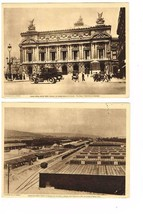 6 Pictures WWI France In War Time From 1918 Mentor Magazine - $1.99
