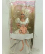 Vtg 1992 Mattel McDonalds Happy Meal Romantic Bride Barbie Doll Figurine... - $10.71