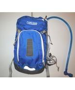 Camelbak Mini M.U.L.E. Hydration Backpack with Bladder 50oz 1.5 ltr Blue... - $30.00