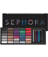 Sephora Artist Color box Makeup Palette Eyes, Lips, & Pencils Set Kit New - $79.99