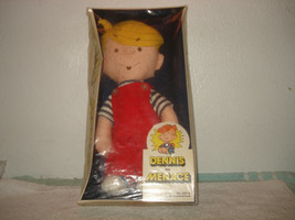 Dennis the Menace Rag Doll Ideal 1976 Hank Ketcham 13'' - $49.49